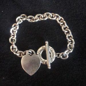 Tiffany & Co. Jewelry - Tiffany & Co Silver Bracelet